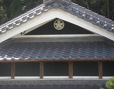 旧家の家紋「丸に立ち梶の葉」紋.jpg